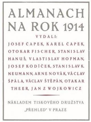 Almanach na rok 1914 -- sv.8