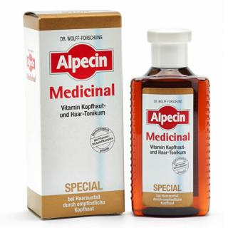Alpecin Vlasové tonikum pro citlivou pokožku  200 ml pánské