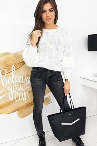 AMAYA womens sweater ecru MY0853 dámské Neurčeno One size