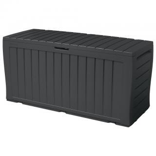 Ambia Garden BOX, plast - antracitová