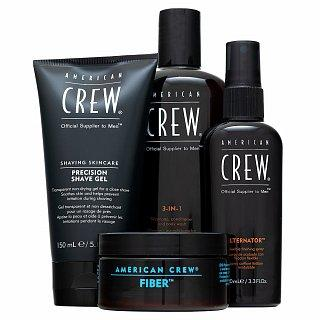 American Crew Essential Grooming Kit sada pro všechny typy vlasů 85 g   250 ml   100 ml   150 ml