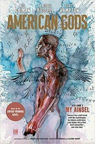 American Gods - My Ainsel - Neil Gaiman