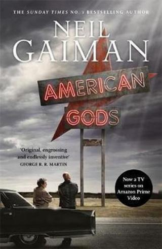American Gods : TV Tie-in - Gaiman Neil