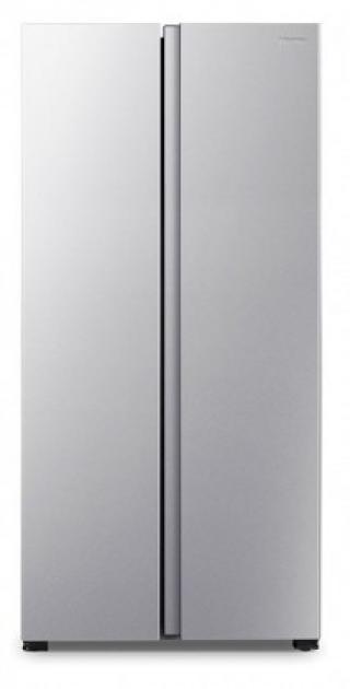 Americká lednice hisense rs560n4ad1, a