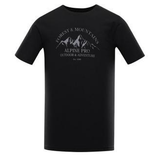 Amit 8 Pánské bavlněné triko M pánské NEUTRÁLNÍ