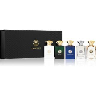 Amouage Miniatures Bottles Collection Men dárková sada III. pro muže pánské