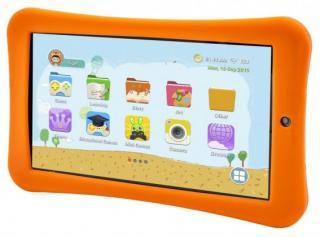 Android tablet tablet vivax tpc-705 kids 7 16gb, ram 1gb