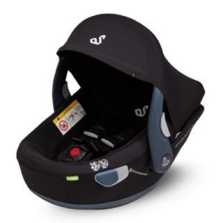 anex Dětská sedačka Quant  Black černá