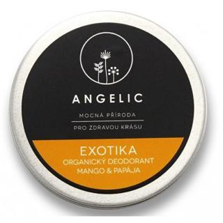 Angelic Exotika - organický deodorant mango & papája 50 ml