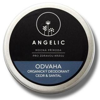 Angelic Odvaha - organický deodorant cedr & santal 50 ml