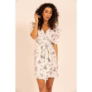 Angell Womans Dress Melania dámské White M