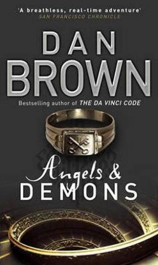 Angels And Demons - Brown Dan