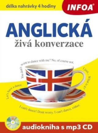 Anglická živá konverzace   CDmp3