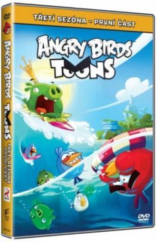 Angry Birds Toons 3. série 1. část DVD - DVD