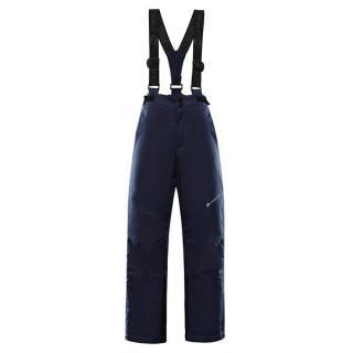 Aniko 4  Dětské Lyžařské Kalhoty S Membránou Ptx 152-158 MODRÁ