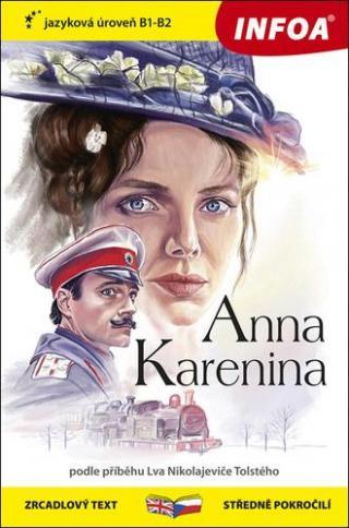 Anna Karenina -- zrcadlový text mírně pokročilí