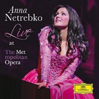 Anna Netrebko – Anna Netrebko - Live at the Metropolitan Opera CD