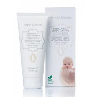 Anne Geddes Zjemňující dětský obličejový a tělový krém 100 ml