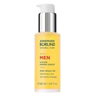 ANNEMARIE BORLIND Gel po holení pro muže MEN System Energy Boost  50 ml pánské