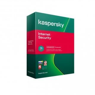 Antivirové programy antivirus kaspersky internet security 3 x 1 rok