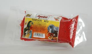 Apetit vaječná směs pro exotické ptactvo s beta-karotenem Eggfood červené 150g