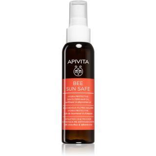 Apivita Bee Sun Safe hydratační olej pro vlasy namáhané sluncem 100 ml dámské 100 ml