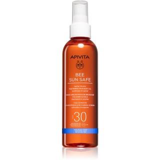 Apivita Bee Sun Safe olej na opalování SPF 30 200 ml dámské 200 ml