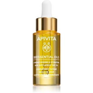 Apivita Beessential Oils rozjasňující denní olej pro intenzivní hydrataci pleti 15 ml dámské 15 ml