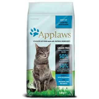 Applaws granule Cat Adult Mořské ryby s lososem 1,8 kg