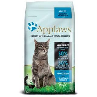 Applaws granule Cat Adult Mořské ryby s lososem 350 g