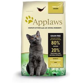 Applaws granule Cat Senior kuře 400 g