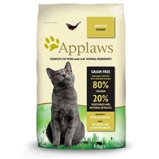 Applaws granule Cat Senior kuře 7,5 kg