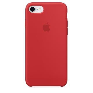 Apple iPhone 7 Plus kožené pouzdro Red