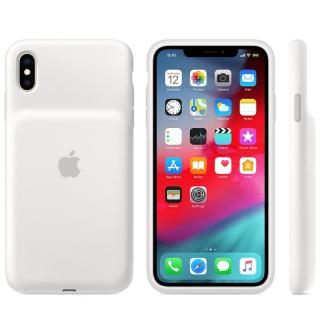 Apple Smart Battery kryt MRXR2ZM/A Apple iPhone XS Max white