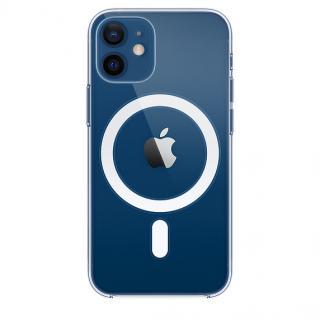 Apple zadní kryt s MagSafe Apple iPhone 12/12 Pro clear