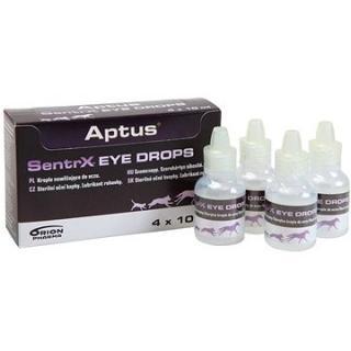 Aptus SentrX EYE DROPS 4×10 ml