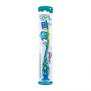 AQUAFRESH My Big Teeth zubní kartáček Soft modrá