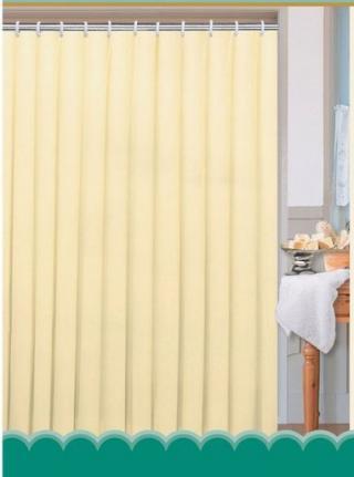 Aqualine polyester jednobarevný béžový 0201103 BE 180 x 180 cm
