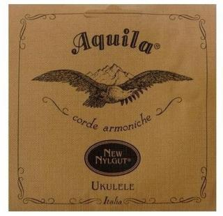 Aquila New Nylgut Ukulele Set, GCEA Tenor, high-G