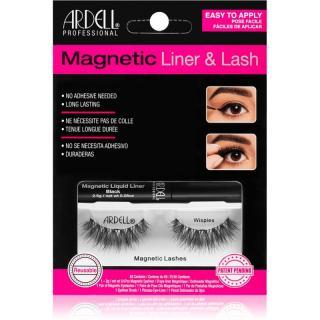 Ardell Magnetic Liner & Lash kosmetická sada Wispies  typ dámské