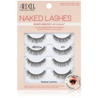 Ardell Naked Lashes Multipack nalepovací řasy velké balení typ 420 dámské