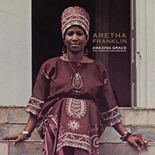 Aretha Franklin Amazing Grace: The Complete Recordings  Black