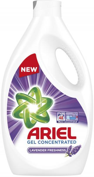 ARIEL Lavender 2,64 L  – Prací gel