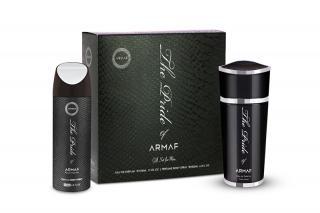 Armaf The Pride Of Armaf For Men - EDP 100 ml   deodorant ve spreji 200 ml pánské