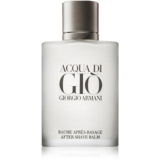 Armani Acqua di Giò Pour Homme balzám po holení pro muže 100 ml pánské 100 ml