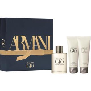 Armani Acqua di Giò Pour Homme dárková sada XXII. pro muže pánské
