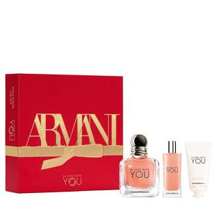 Armani Emporio Armani In Love With You - EDP 50 ml   EDP 15 ml   krém na ruce 50 ml dámské