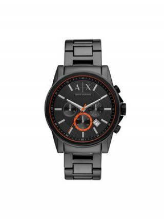 Armani Exchange Hodinky Fashion AX2514 Stříbrná 00