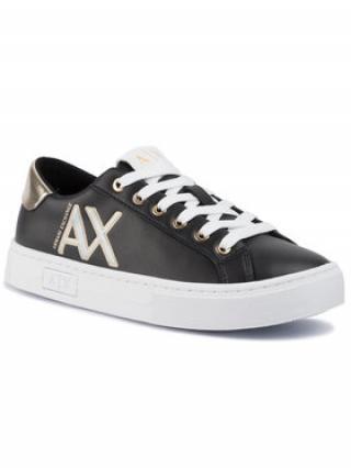 Armani Exchange Sneakersy XDX027 XV302 R448 Černá dámské 35