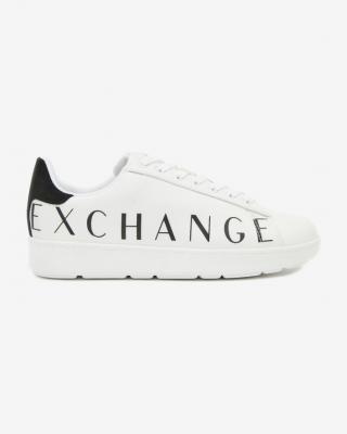 Armani Exchange Tenisky Bílá pánské 42